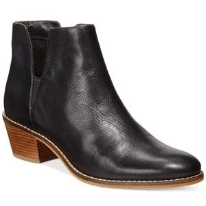 New! NIB Cole Haan leather booties
